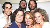 Co-stars Jason Lacayo, Rosie O'Donnell, Mitchell Jarvis, Joy Hermalyn, Robert Wersinger and Ann Van Cleave.