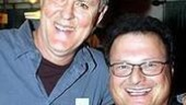 From TV stars to Broadway babies... John Lithgow and Wayne Knight.