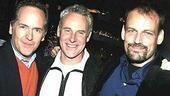 Mamma men!David Beach (Harry), John Dossett (Sam) and Mark L. Montgomery (Bill).