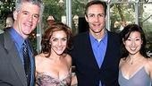Gregory Jbara, Andrea McArdle, Howard McGillin and Kim Varhola performed at the event.
