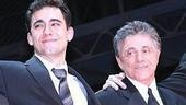 Jersey Boys Opening - Curtain Call - John Lloyd Young - Frankie Valli