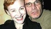 Tracy Shayne and Peter Scolari.