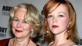 Dearbhla Molloy and Emily Bergl play mother and daughter in Poet.