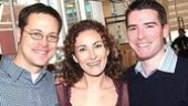 The Wedding Singer Press Preview  - Matthew Sklar - Laura Benanti - Chad Beguelin