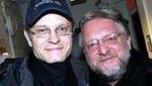 Spamalot Stars at Altar Boyz - David Hyde Pierce - Simon Russell Beale