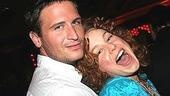 Original Hairspray hunk John Hill hits the strip with Vegas' shiny new Penny, Chandra Lee Schwartz .