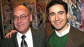 John Lloyd Young at Sardi&#39;s - Karl Young - John Lloyd Young