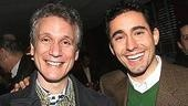 John Lloyd Young at Sardi's - John Lloyd Young - Rick Elice