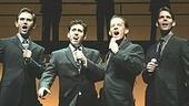 Daniel Richard, John Lloyd Young,Christian Hoff & J. Robert Spencerin Jersey Boys