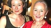 Mother and daughter: Jennifer Ehle, winner of the 2000 Tony for Best Actress for The Real Thing with her mom, Rosemary Harris, who in 1966 won for The Lion in Winter.