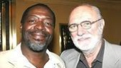 Tony winners congregate 2006 - Chuck Cooper - Philip Bosco