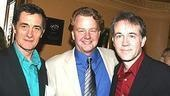 Tony winners congregate 2006 - Roger Rees - Scott Waara - Boyd Gaines