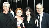 Tony Winners Congregate 2006 - James Naughton - Carole Shelley - Bebe Neuwirth - Ron Rifkin - 2