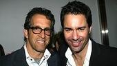Designer Kenneth Cole was also on hand to welcome Eric McCormack back to the New York boards.