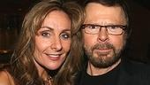 Photo Op - Mamma Mia! Fifth Anniversary - Judy McLane - Bjorn Ulvaeus