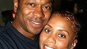 Alton Fitzgerald White and Elisabeth Withers-Mendes play tumultuous lovers Mister and Shug Avery.