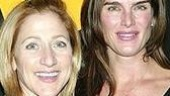 Edie Falco and Brooke Shields:setting the Truth free.