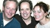 Daniel Stern, John Pankow &amp; Julie White at theiropening night of Barbra&amp;#39;s Wedding