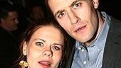 Photo Op - Les Miz opening - Celia Keenan-Bolger - Matthew Morrison