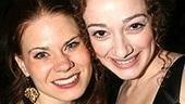 Photo Op - Les Miz opening - Celia Keenan-Bolger - Megan McGinnis