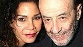 Photo Op - Les Miz opening - Daphne Rubin-Vega - dad