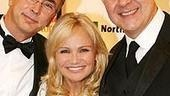 Photo Op - Chicago 10th Anniversary - Rob Fischer - Kristin Chenoweth - Walter Bobbie