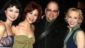 Photo Op - Chicago 10th Anniversary - party - Mary Ann Lamb - Bianca Marroquin - Ray Bohour - Charlotte d&#39;Amboise
