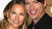 Former Victoria's Secret model Jill Goodacre and former Broadway box office kingHarry (Pajama Game) Connick, Jr..