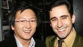 Photo Op - Masi Oka at Jersey Boys - Masi Oka - John Lloyd Young