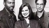 The Days & Nights of Molly Dodd:Brown with Richard Lawson & David Strathairn