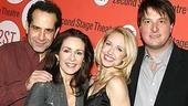 Gotham's newest Scene-sters:Tony Shalhoub, Patricia Heaton,Anna Camp and Christopher Evan Welch.Welcome to New York!