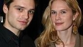 Up and coming film actor Sebastian Stan (The Architect) Broadway debuts in Talk Radio. Stephanie March returns for the first time since Death of a Salesman in 1999.