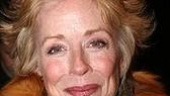 Holland Taylor, who last bowed on Broadwayin the legendary floperoo Moose Murders, currently stars on the hit TV show Two and a Half Men.