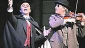 Tony Danza & Jim Borstelmannin The Producers