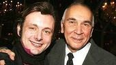 But here's the Frost and Nixon you'll see at the Jacobs. Michael Sheen and Frank Langella. Congratulations, gentlemen.