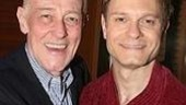 Photo Op - Frasier Reunion at Curtains - John Mahoney - David Hyde Pierce