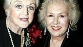 Photo Op - Deuce Opening - Angela Lansbury - Doris Roberts