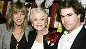 Photo Op - Deuce Opening - Deirdre Shaw (daughter) - Angela Lansbury - grandson