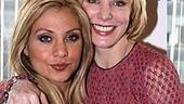 Speaking of Legally Blonde,Orfeh meets competitor Charlotte d'Amboise.