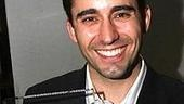 Tony winner John Lloyd Young also came by the party to collect his Audience Award for his Favorite Breakthrough of 2006 in Jersey Boys.