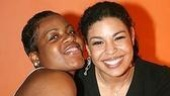 Photo Op - Jordin Sparks at Color Purple - Fantasia Barrino - Jordin Sparks