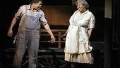 Chaz Lamar Shepherd & NaTasha Yvette Williams in The Color Purple