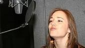 Photo Op - Grease Recording Session - Laura Osnes