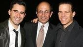 Photo Op - Mayor Bloomberg at Jersey Boys - John Lloyd Young - Joel Klein - Christian Hoff