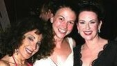 Photo Op - Young Frankenstein opens in Seattle - Andrea Martin - Sutton Foster - Megan Mullally