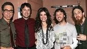 Photo Op - Idina Menzel at Madison Square Garden - Idina Menzel - band