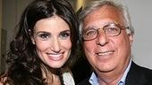 Photo Op - Idina Menzel at Madison Square Garden - Idina Menzel - Bert Goldstein