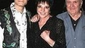 Photo Op - Liza Minnelli at Curtains - David Hyde Pierce - Liza Minnelli - John Kander