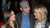 Photo Op - Olivia Newton-John at Grease - Laura Osnes - Max Crumm - Olivia Newton-John