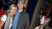 Photo Op - Olivia Newton-John at Grease - Olivia Newton-John - Max Crumm - Laura Osnes